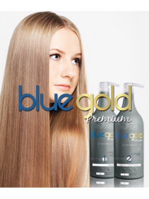 Kit Blue Gold Premium 500 ML (Taninoplastia)salvatore