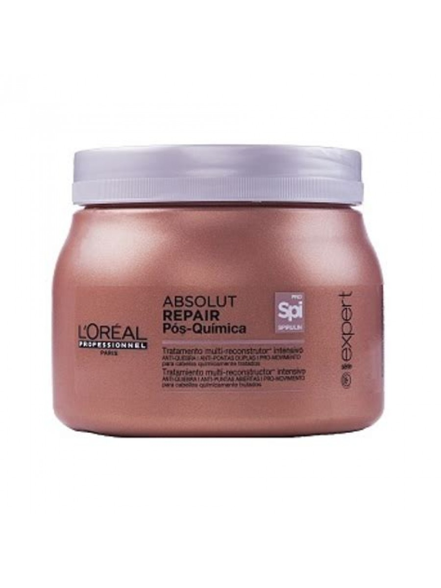 Loreal Professional Absolut Repair Pós Química Máscara de 500 ml
